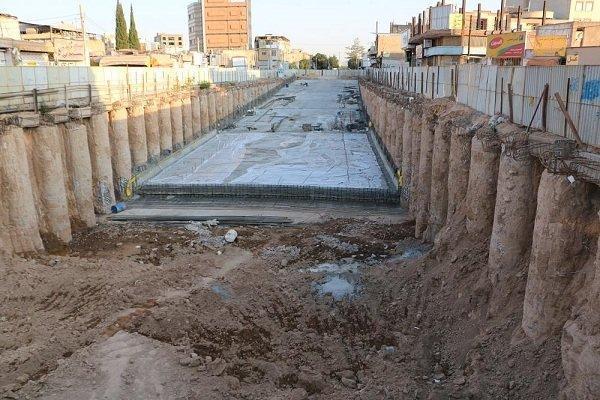 پروژه میدان آزادی تا خاتمه مهرماه سال جاری به بهره برداری می رسد