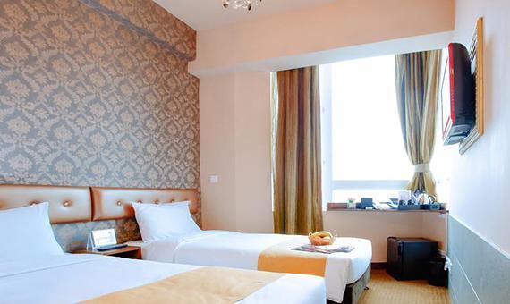 هتل بست وسترن هاربر ویو هنگ کنگ