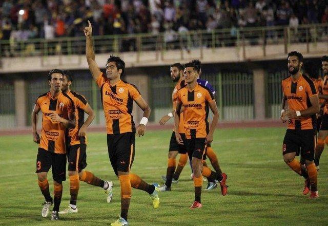 صعود مس کرمان به مرحله بعدی جام حذفی