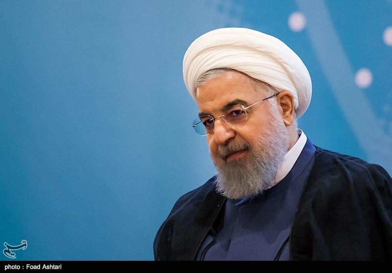 پیغام رئیس جمهور پس از موفقیت کاروان پاراآسیایی ایران
