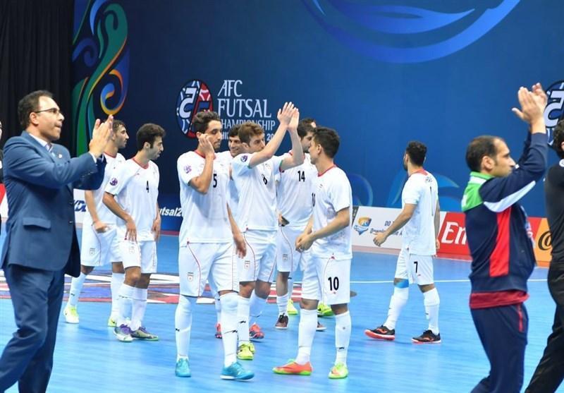 تمجید AFC از آقایان و بانوان فوتسالیست ایران