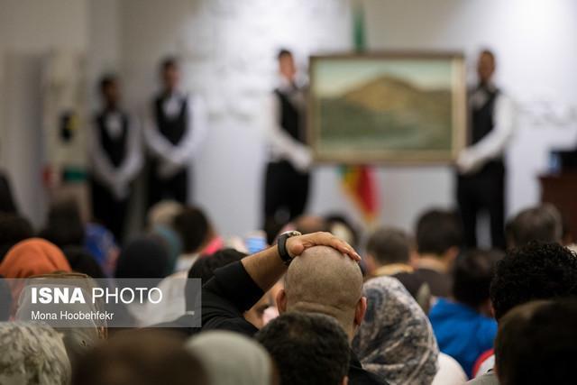 114 اثر در حراج تهران چکش می خورد