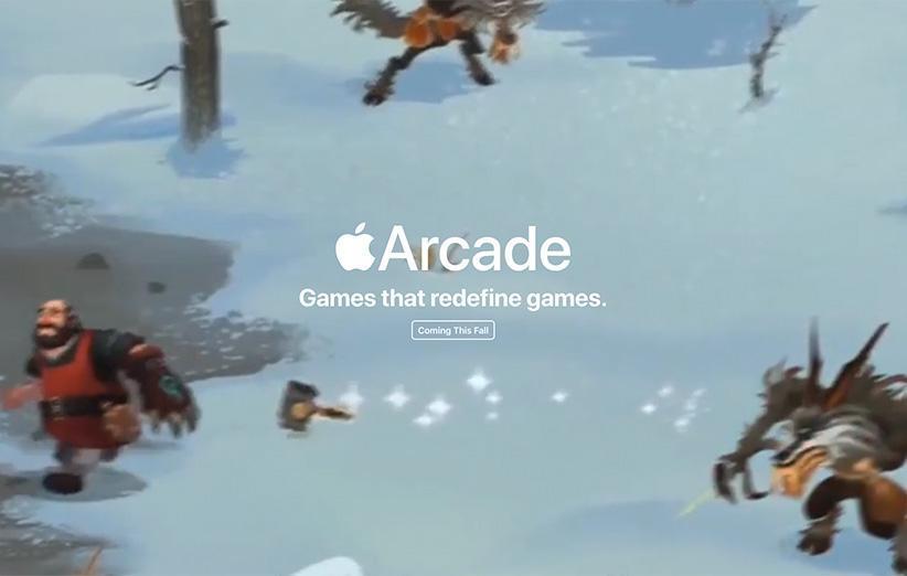 اپل سرویس مخصوص بازی خود را با نام Apple Arcade را معرفی کرد