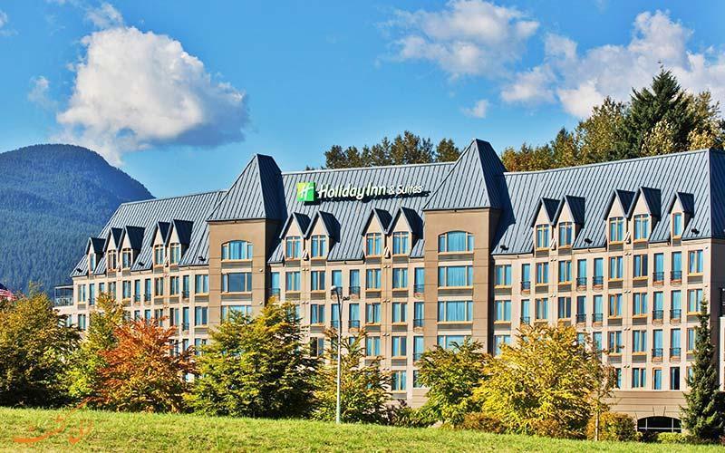 معرفی هتل 3 ستاره هالیدی این نورث ونکوور در ونکوور کانادا
