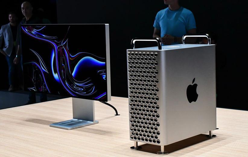 خط فراوری کامپیوتر مک پرو اپل به چین منتقل می گردد