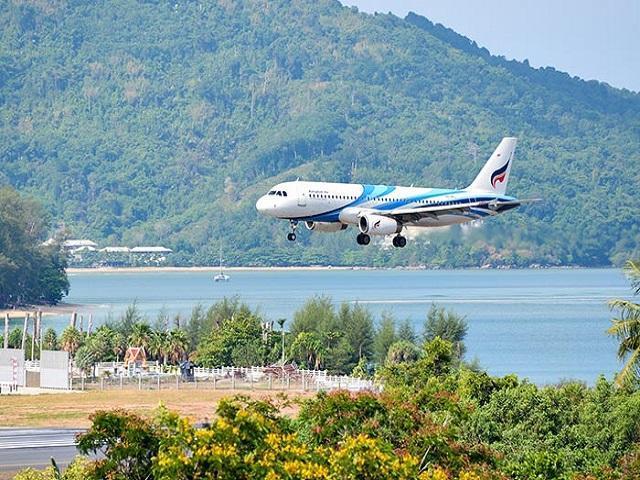 آشنایی با بلیط هواپیما سامویی تایلند