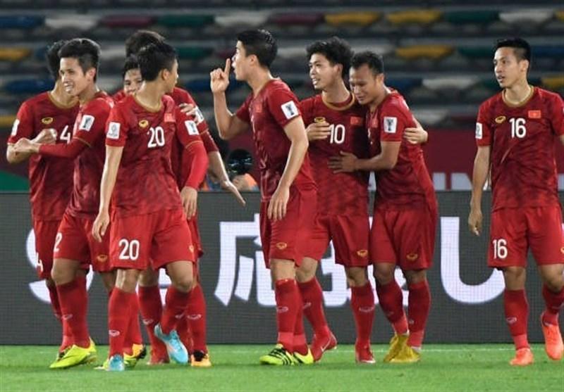 تغییر تاکتیک سرمربی کره ای ویتنام برابر ایران با بازی سرعتی