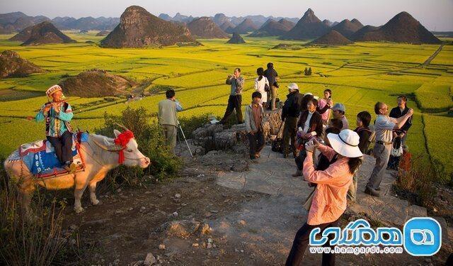 توسعه گردشگری روستایی چین
