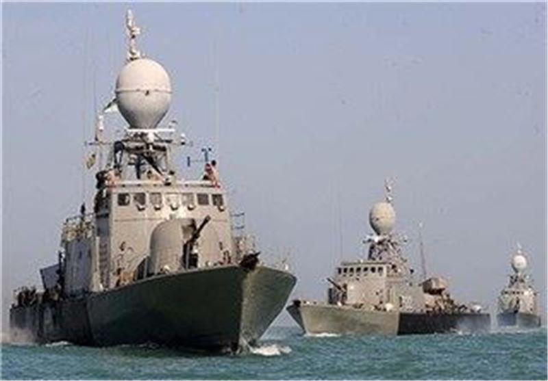 ناوگروه 29 ارتش در بندر صلاله عمان پهلو گرفت