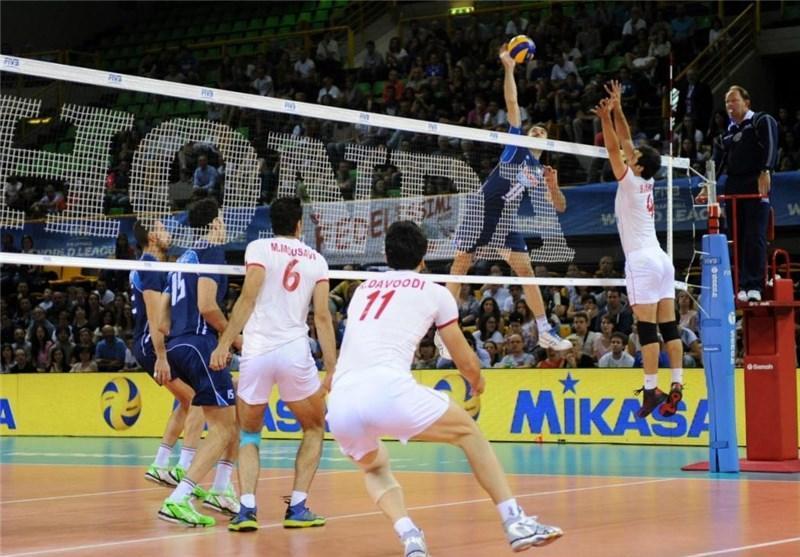 تیم ملی والیبال ایران باز هم می تواند ایتالیا را شکست دهد