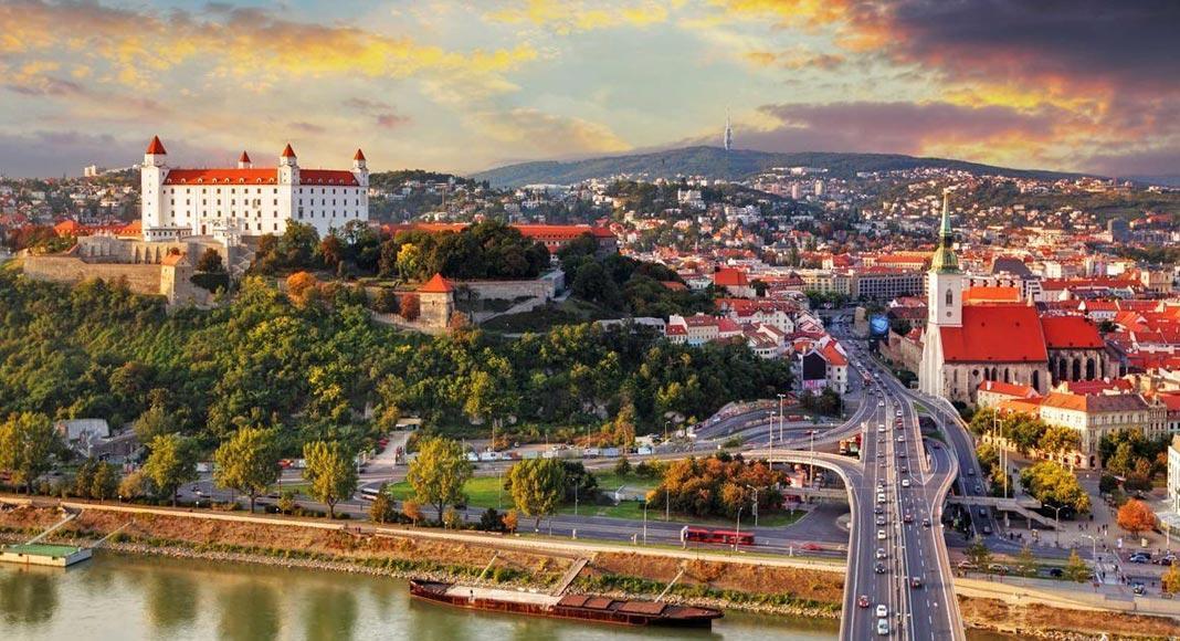 10 جاذبه گردشگری برتر براتیسلاوا