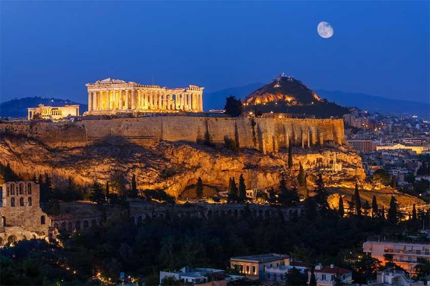 چگونه ویزای یونان بگیریم؟