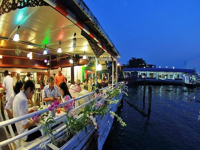 رستوران های بانکوک
