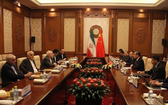 در دیدار ظریف با همتای چینی چه گذشت؟ ، 6 موضوع مهم در دستور مذاکرات