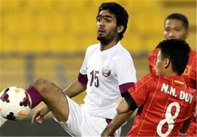 شکست تکراری قطر برابر ویتنام
