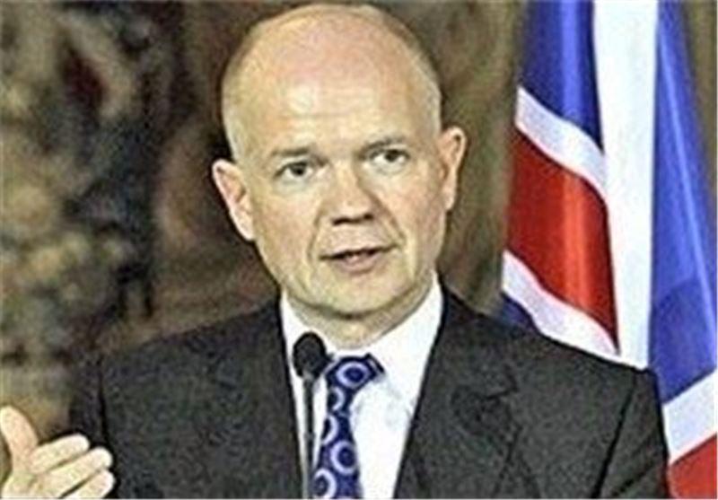 انگلیس ائتلاف معارضان مسلح سوریه را به رسمیت شناخت