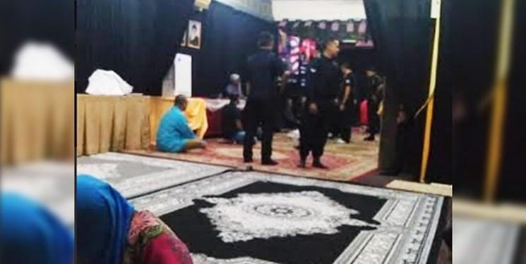 23 نفر در مالزی به خاطر شرکت در عزاداری ماه محرم دستگیر شدند