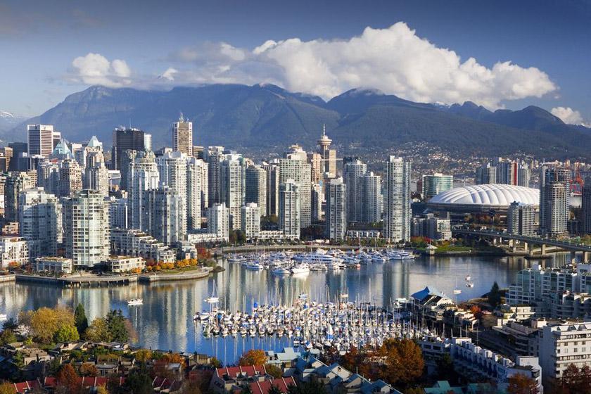 بهترین زمان سفر به ونکوور؛ خانه چشم اندازهای بدیع کانادایی