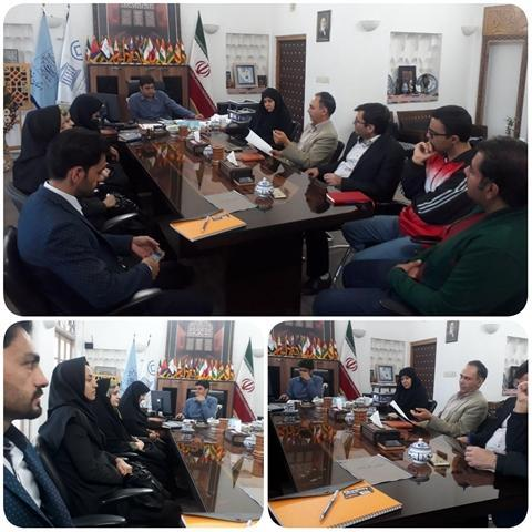 تشکیل جلسه هماهنگی کمیته گردشگری طبیعت در یزد
