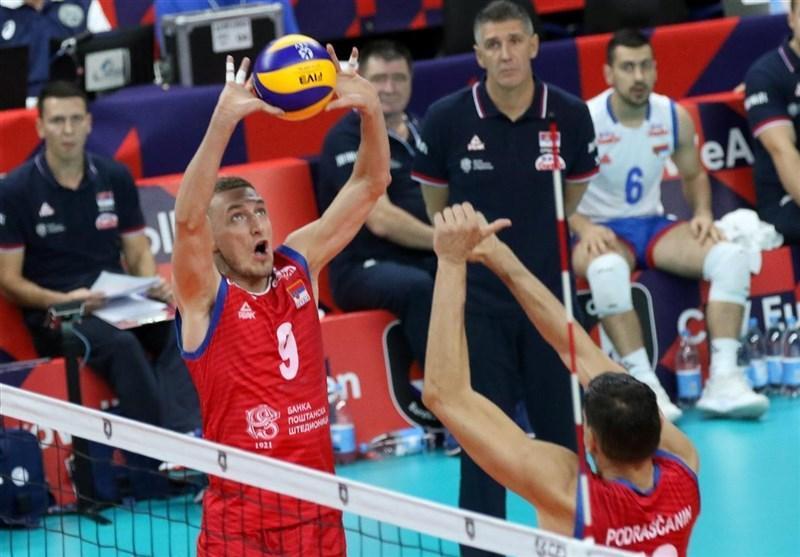 والیبال قهرمانی اروپا، لهستان و صربستان به یک هشتم نهایی رسیدند