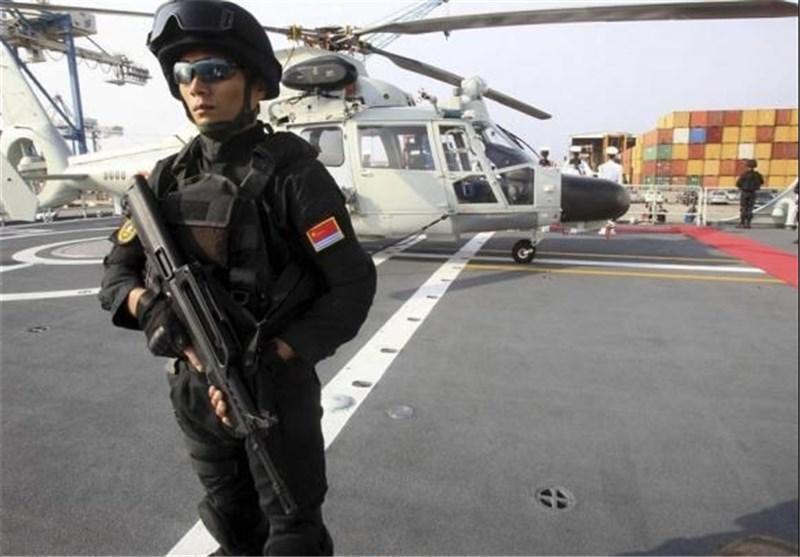 ورود ناو جنگی چین به قبرس برای یاری به امحای تسلیحات شیمیایی سوریه