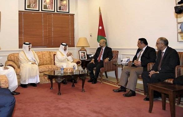 بی اعتنایی اردن به تحریم قطر وسط آل سعود و امارات