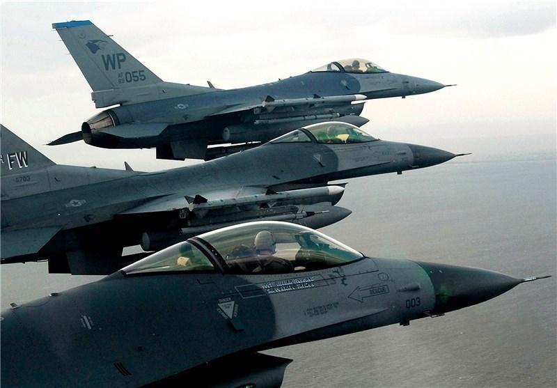 مواجهه جنگنده های چینی و ژاپنی بر فراز دریای شرقی چین