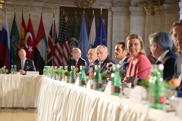 نشست گروه تماس سوریه در وین شروع شد
