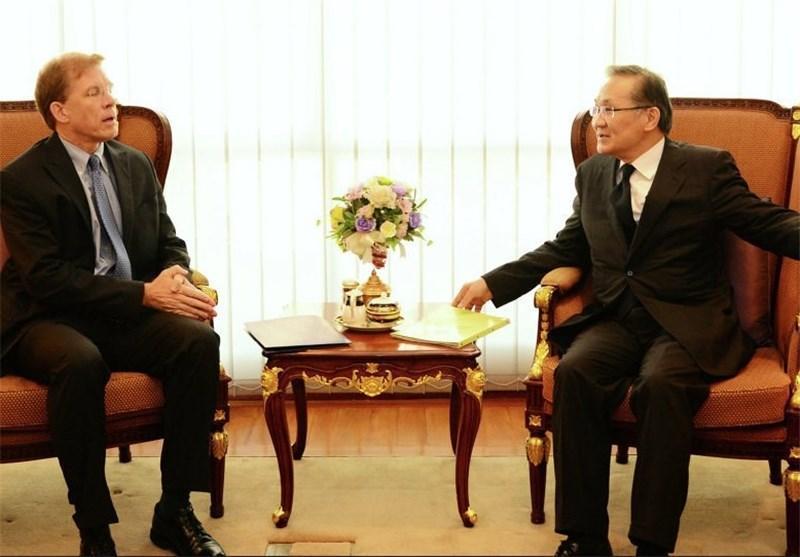 نارضایتی تایلند به خاطر دخالت آمریکا در امور داخلی این کشور
