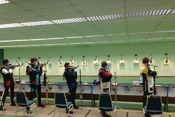 رده پنجم برای تیم تفنگ بادی پسران، تیم تپانچه دختران ششم شد