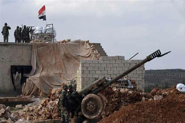 احداث 15 ایست بازرسی ارتش سوریه در مرزهای ترکیه