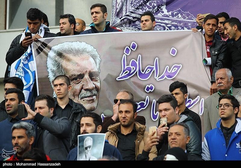علی پورحیدری: قرار شد مشکل ما با استقلال محبت آمیز حل شود، هنوز رفتن پدرم را باور نکرده ام