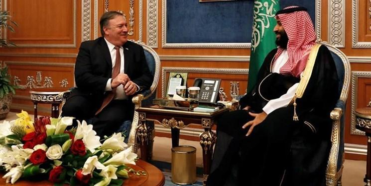 رایزنی پامپئو با وزیر خارجه جدید سعودی درباره مشارکت راهبردی دو کشور