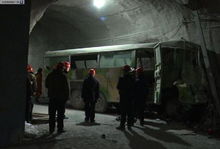 مرگ 15 معدنچی در چین