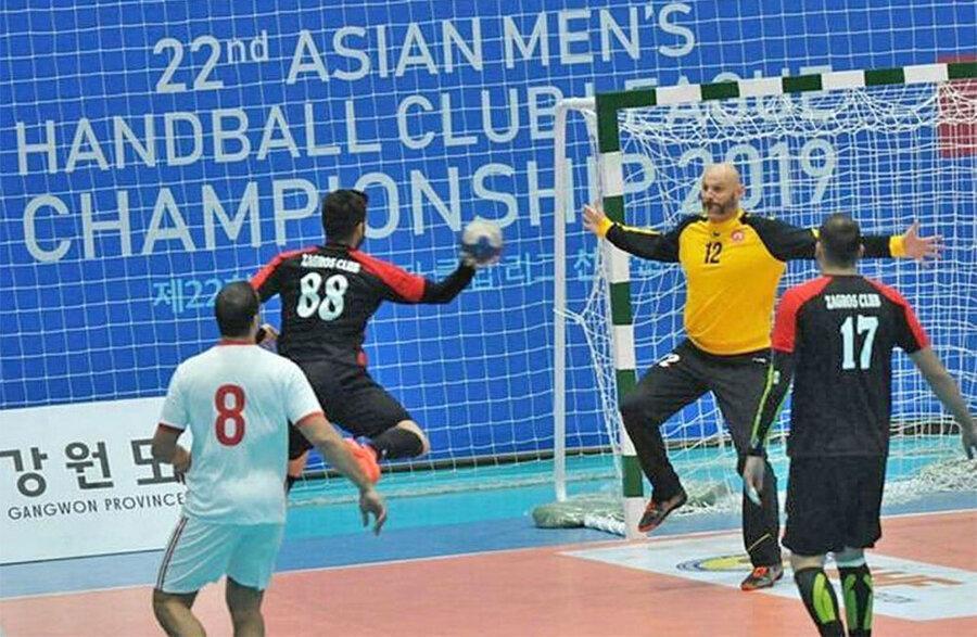 هندبال باشگاه های آسیا؛ شکست نمایندگان ایران در روزهای اول و دوم