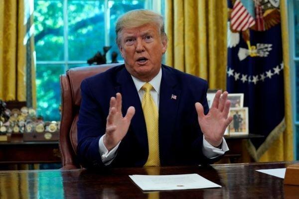 ترامپ به صدور کیفرخواست علیه خود واکنش نشان داد