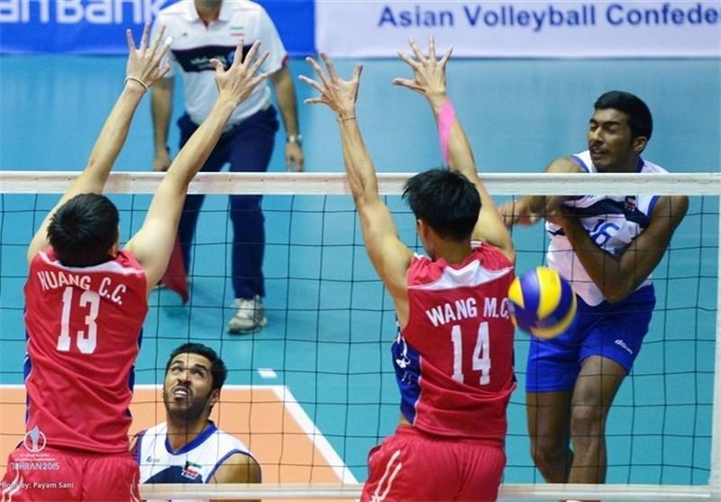 جام قهرمانی در چین تایپه باقی ماند