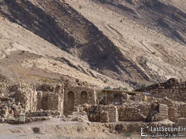 معرفی شهر تاریخی بیشاپور، فارس