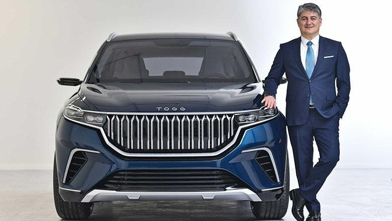 رونمایی از نخستین خودروی ملی ترکیه: شاسی بلندی تمام برقی و مجهز به جدیدترین فناوری های روز جهان