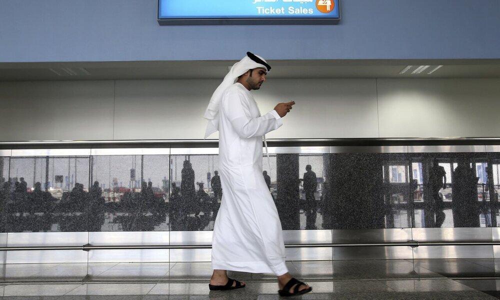 اپلیکیشن پیغام رسان توتوک ابزار جاسوسی دولت امارات