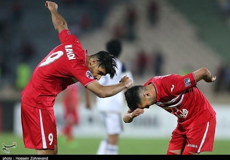 ترین های لیگ قهرمانان آسیا در خاتمه مرحله گروهی، ایران با 3 نماینده بهترین کشور غرب آسیا