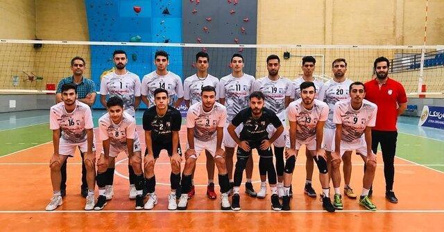 آینده والیبال اصفهان متعلق به بازیکنان جوان است