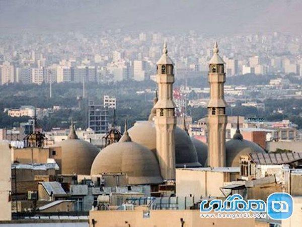 معماری مسجد شافعی، اوج شکوه و زیبایی بنایی مذهبی