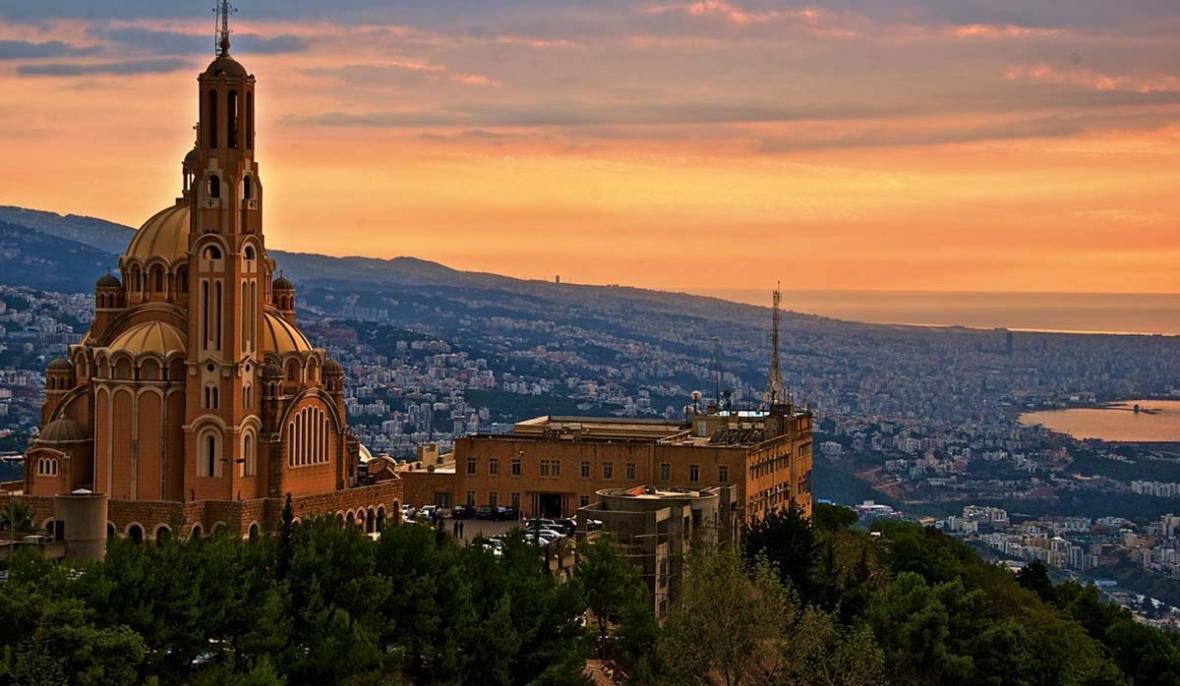 چرا به لبنان عروس خاورمیانه می گویند؟
