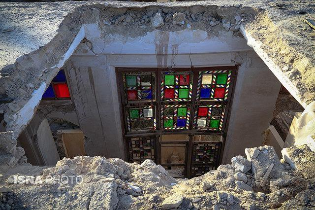 منزل صوت الملک در بستک احتیاج به مرمت دارد