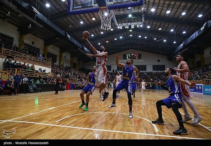 لیگ برتر بسکتبال، شهرداری گرگان بر مهرام غلبه کرد، شکست سنگین مس مقابل پتروشیمی