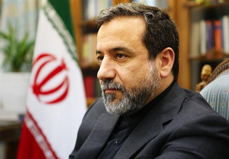عراقچی: تحریم صالحی نشانه بن بست سیاست فشار حداکثری است