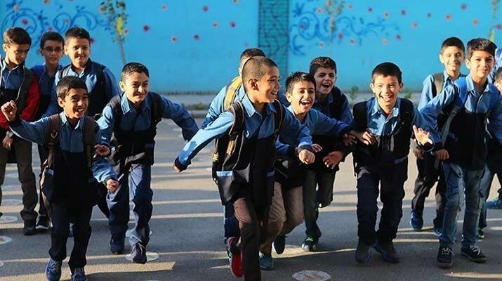 خبرنگاران ابتکار عمل معلمان قزوینی برای آموزش به دانش آموزان