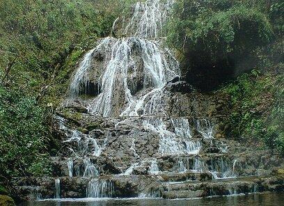 سفر به استان آبشارهای ایران