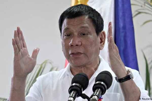 رئیس جمهوری فیلیپین دستور شلیک به ناقضان قرنطینه را صادر کرد